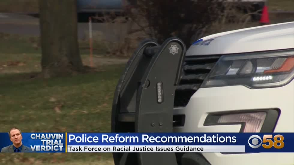 Task force on racial justice releases recommendations; unable...
